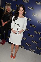 LISA ELDRIDGE at the Rodial Beautiful Awards 2013 held at St Martin's Lane Hotel, St.Martin's Lane, London on 19th March 2013.