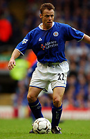 Fotball<br /> Premier League England 2003/2004<br /> 20.09.2003<br /> Liverpool v Leicester<br /> NORWAY ONLY<br /> Foto: Digitalsport<br /> <br /> PAUL DICKOV LEICESTER CITY