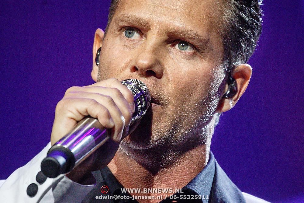 NLD/Amsterdam/20160217 - Holland zingt Hazes 2016, Danny de Munk