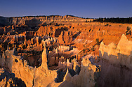 Sunrise at Bryce Canyon, from Sunrise Point, Bryce Canyon National Park, UTAH