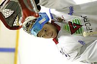 Ishockey, Stavanger Ishall, 16/10-03, Stavanger Oilers - Frisk Asker (5-2),<br />Halvor Haarstad Evjen (Frisk Asker)<br />Foto: Sigbjørn Andreas Hofsmo