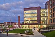 George Street Residence Hall | North Carolina Central University | VINES Architecture | Durham, NC