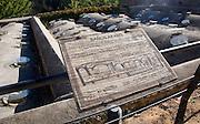 Exterior view of historic Arab Baths, Baños Árabes, Ronda, Spain