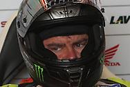 #35 Cal Crutchlow, British: LCR Honda Castrol during the HJC Helmets Motorrad Grand Prix Deutschland at Hohenstein-Ernstthal, Chemnitz, Saxony, Germany on 6 July 2019.