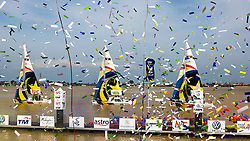 08_034488 © Sander van der Borch. 2008 Monsoon Cup. Openings ceremony Monsoon Cup  (Wednesday 3rd December 2008). .