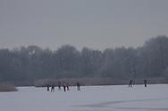 Schaatsen op het Nannewiid, Oudehaske
