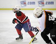 New Windsor, New York - Youth ice hockey on Saturday, Nov. 13, 2010.