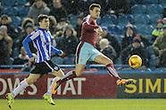 Sheffield Wednesday v Burnley 020216