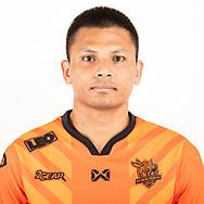 THAILAND - JUNE 24: Supot Jodjam #9 of PT Prachuap FC on June 24, 2019.<br /> .<br /> .<br /> .<br /> (Photo by: Naratip Golf Srisupab/SEALs Sports Images/MB Media Solutions)