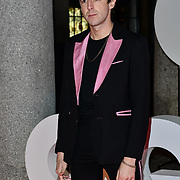 Miles Kane Arrivers at GQ 30th Anniversary celebration at Sushisamba, The Market, Convent Garden on 29 October 2018.