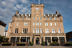 The Malmaison Hotel in Leith, Scotland, UK