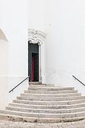 PUGLIA , ITALY, Matino, the main church