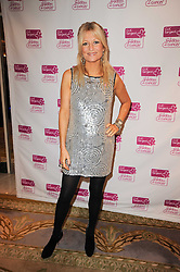 GABY ROSLIN at the Fantasy Ball in aid if children's cancer charity CLIC Sargent held at The Dorchester, Park Lane, London on 11th November 2010.