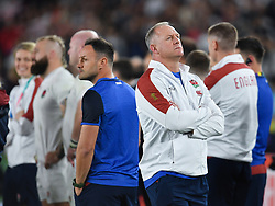 England Team Manager Richard Hill after the 2019 Rugby World Cup final match at Yokohama Stadium.