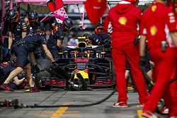 March 24, 2018 - Melbourne, Victoria, Australia - 33 Max Verstappen (NDL, Red Bull Racing),  Motorsports: FIA Formula One World Championship 2018, Melbourne, Victoria : Motorsports: Formula 1 2018 Rolex  Australian Grand Prix, (Credit Image: © Hoch Zwei via ZUMA Wire)