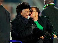 Nelson Mandela at WC