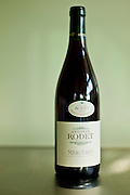 Bottle of Grand Vin de Bourgogne, Antonin Rodet Mercurey 2007