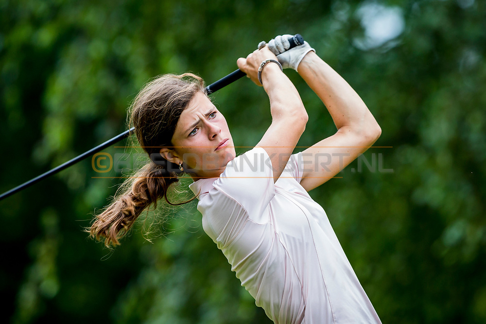 20-07-2019 Pictures of the final day of the Zwitserleven Dutch Junior Open at the Toxandria Golf Club in The Netherlands.<br /> SOHIER, Anouk