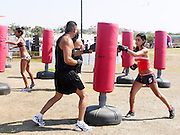Israel, The Maccabiah an international Jewish athletic event similar to the Olympics held in Israel every four years Beach front sport activities July 2009