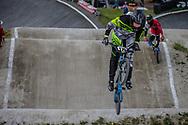 #175 (PAULSEN Emil) DEN during round 4 of the 2017 UCI BMX  Supercross World Cup in Zolder, Belgium.