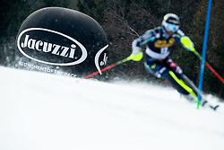 Commercial for Jacuzzi during the Audi FIS Alpine Ski World Cup Men's Slalom 58th Vitranc Cup 2019 on March 10, 2019 in Podkoren, Kranjska Gora, Slovenia. Photo by Matic Ritonja / Sportida