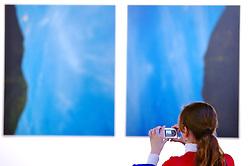 """Obras escolhidas pelo curador Luiz Pérez-Oramas na 6ª Bienal do Mercosul, no Cais do Porto. Oramas é o curador de uma das mostras dentro da seção Zona Franca. Os artistas dessa mostra, que integra a bienal, são Alejandro Otero, Jose Gabriel Fernández, Juan Araújo, Barbaro Rivas, José Antonio """"Muu"""" Blanco e Miguel Amat. FOTO: Jefferson Bernardes/Preview.com"""