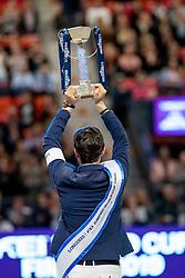 Podium World Cup Final, Guerdat Steve, SUI<br /> LONGINES FEI World Cup™ Finals Gothenburg 2019<br /> © Hippo Foto - Stefan Lafrentz<br /> 07/04/2019