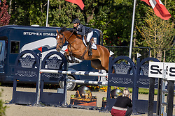 Verduyn Tom, BEL, Ovanna DW<br /> Belgian Championship 6 years old horses<br /> SenTower Park - Opglabbeek 2020<br /> © Hippo Foto - Dirk Caremans<br />  13/09/2020