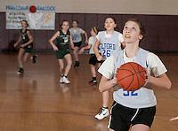 Francoeur Babcock Memorial Basketball Tournament finals on Sunday, March 10, 2013.  Karen Bobotas/for the Laconia Daily Sun