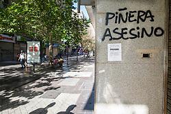 """Tag Saying """" Assasinate Piñera"""""""