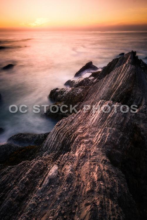 Montana de Oro State Park Coastline in San Luis Obispo County