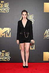 Vanessa Marano, at the 2016 MTV Movie Awards, Warner Bros. Studios, Burbank, CA 04-09-16. EXPA Pictures © 2016, PhotoCredit: EXPA/ Photoshot/ Martin Sloan<br /> <br /> *****ATTENTION - for AUT, SLO, CRO, SRB, BIH, MAZ, SUI only*****