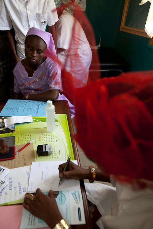 Thies Regional Hospital  (Malaria Testing and Lab)