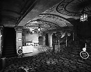 "Ackroyd 00058- 33. ""Oriental Theatre. Interiors & exteriors. February 7, 1947"" 822 SE Grand. interior, lobby and stairways"