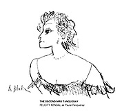 The Second Mrs Tanqueray. Felicity Kendal as Paula Tanqueray