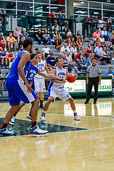 28 June 2014: Isaac Masters  2014 Boys Illinois Basketball Coaches Association All Start game at the Shirk Center in Bloomington IL