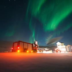 2012/02 Sapeurs-pompiers au Svalbard