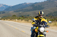 Motorcycle Riding, Highway 1