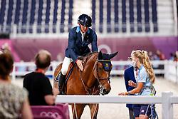 Fredricson Peder, SWE, All In, 387<br /> Olympic Games Tokyo 2021<br /> © Hippo Foto - Stefan Lafrentz<br /> 07/08/2021