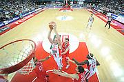 DESCRIZIONE : Pesaro Lega A 2011-12 Scavolini Siviglia Pesaro EA7 Emporio Armani Milano Semifinali Play off gara 4<br /> GIOCATORE : Marco Cusin<br /> CATEGORIA : special tiro schiacciata<br /> SQUADRA : Scavolini Siviglia Pesaro<br /> EVENTO : Campionato Lega A 2011-2012 Semifinale Play off gara 4<br /> GARA : Scavolini Siviglia Pesaro EA7 Emporio Armani Milano<br /> DATA : 04/06/2012<br /> SPORT : Pallacanestro <br /> AUTORE : Agenzia Ciamillo-Castoria/C.De Massis<br /> Galleria : Lega Basket A 2011-2012  <br /> Fotonotizia : Pesaro Lega A 2011-12 Scavolini Siviglia Pesaro EA7 Emporio Armani Milano Semifinale Play off gara 4<br /> Predefinita :