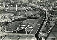1930 Aerial View of Mack Sennett's Keystone Studios in Edendale