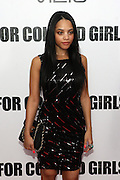 25 October 2010- New York, NY- Bianca Lawson at Tyler Perry's World Premiere of the Film 'For Colored Girls ' an Adaptation of Ntozake Shange's play ' For Colored Girls Who Have Considered Suicide When the Rainbow Is Enuf.' held at the Zeigfeld Theater on October 25, 2010 in New York City.