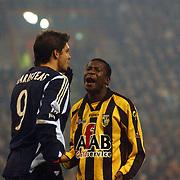 NLD/Arnhem/20051211 - Voetbal, Vitesse - Ajax, Angelos Charisteas
