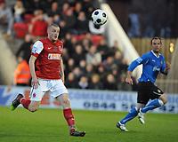 Football - Conference Premier - Fleetwood Town vs. Wrexham<br /> Jamie Vardy of Fleetwood