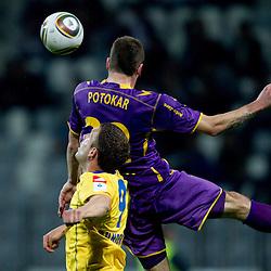 20110420: SLO, Football - Pokal Hervis, Semifinals, NK Luka Koper vs NK Maribor