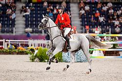 Wathelet Gregory, BEL, Nevado S, 312<br /> Olympic Games Tokyo 2021<br /> © Hippo Foto - Dirk Caremans<br /> 06/08/2021