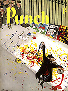 Punch (Front cover, 7 March 1962)