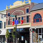 Bellefontaine City Scenes