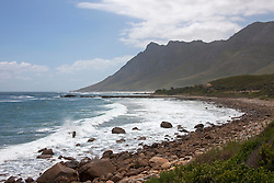 Rocks on coast, Betty's Bay, Western Cape Province, South Africa