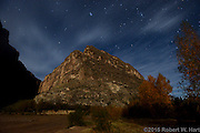 Santa Elena Canyon on the Rio Bravo in Big Bend National Park is one of the park's most popular spots. I shot this at 2 a.m., more or less, on December 30, 2015 in sub-freezing weather alongside my friend and fellow photographer Matt Larseingue on a photo/camping trip. ©2015 Robert W. Hart